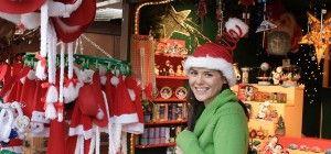 Weihnachtsmarkt beim Schloss Wilhelminenberg