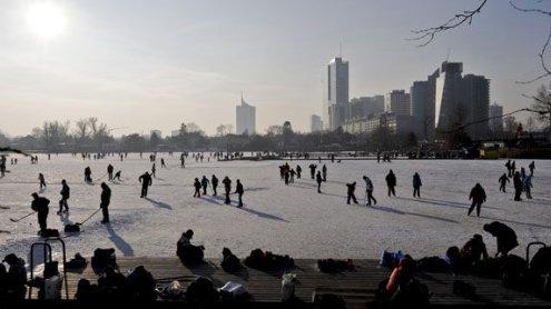 Eislaufen in Wien - Die schönsten Eislaufplätze auf einen Blick