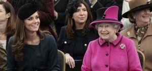 Herzogin Kate hielt ihre erste öffentliche Rede