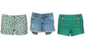 Forever 21: Die aktuellen Shorts-Trends