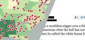 Rassistische Tweets gegen Obama