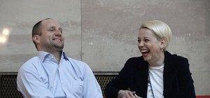 """""""Liebesheirat"""" von NEOS und LIF: Strolz und Mlinar im Interview"""