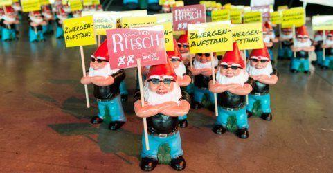 SPÖ: Zwergen-Diebe erwischt – ÖVP weist jede Schuld von sich