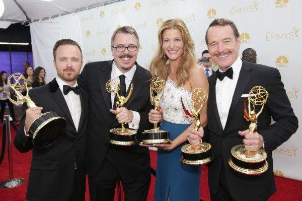"""""""Breaking Bad"""" räumt bei den Emmy Awards 2014 ab"""