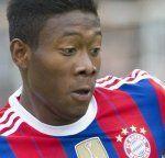 Alaba verliert seinen Bayern-Stammplatz