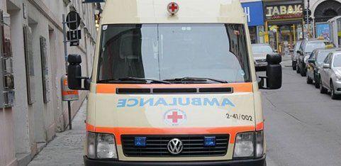 Unfall auf der Triester Straße: Sechs Personen wurden verletzt
