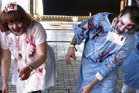 "Zombies gingen auf ""Jagd"" in NÖ"