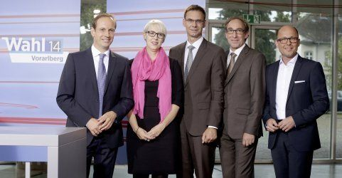 Landtagswahlen in Vorarlberg