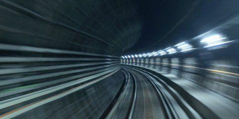 """Die """"Geistertunnel"""" der U-Bahn"""