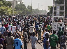 Armee-Putsch in Burkina Faso