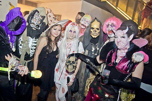 Halloween-Partys 2014 in Wien: Die gruseligsten Events