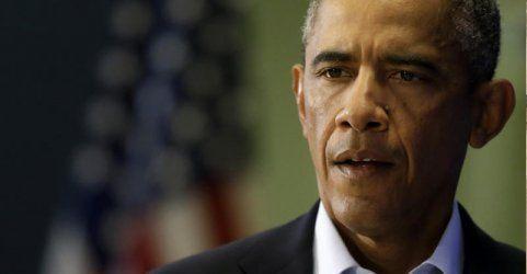 Wieder Sicherheitspanne: Mann mit Waffe im Aufzug mit Obama