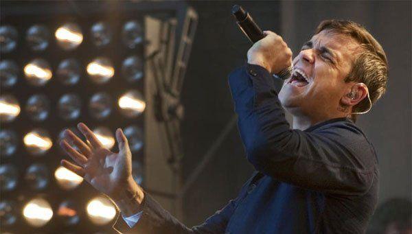 "Robbie Williams kommt 2015 nach Linz: Konzert auf ""Let me entertain you""-Tour"