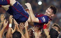 Messi knackte Zarra-Rekord