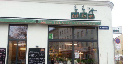 Buntes All you can eat-Buffet im Dellago am Wiener Yppenplatz