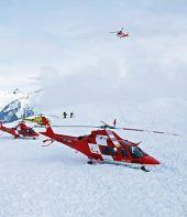 Schweiz: Alpen-Lawinen fordern acht Todesopfer