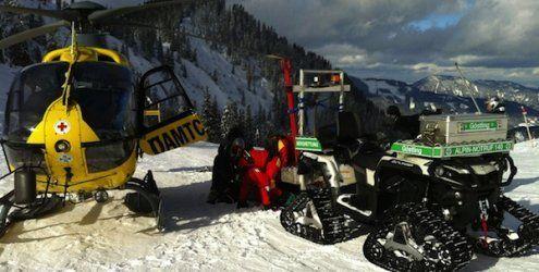 Lawinen-Unglück am Hochkar: Auslösende Skifahrer flüchteten