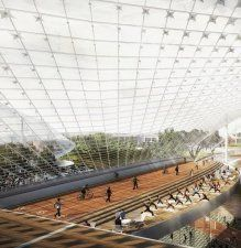 Google baut einen Mega-Glas-Palast