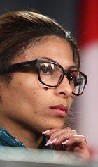 Kurz sagt Badawi-Ehefrau weitere Unterstützung zu