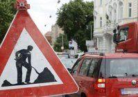 Die Eichenstraße in Meidling wird saniert