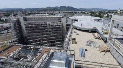 Das Krankenhaus Nord wird um 95 Millionen teurer als geplant