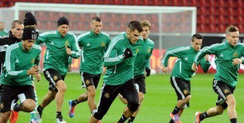 Rapid hofft auf Erfolg gegen Ajax