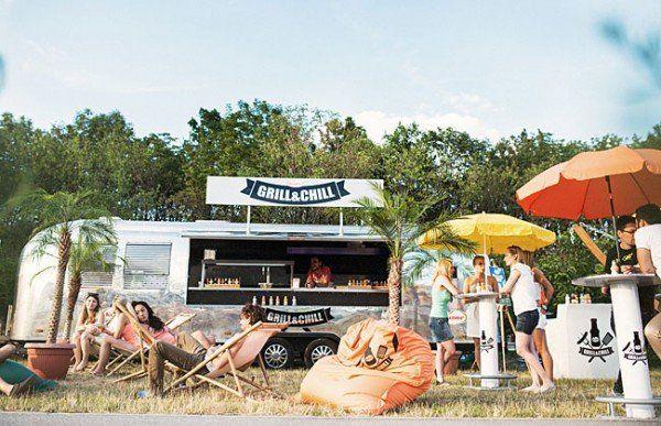 KUNER Grill & Chill Tour macht in Wien Station: Grill Packages zu gewinnen