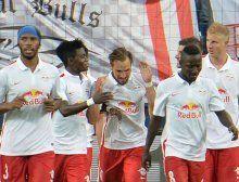 Salzburg besiegt Malmö mit 2:0