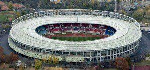 Rapid gegen Ajax: Sperren und Stau rund um das Ernst Happel-Stadion