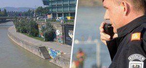 Mann (59) bei Badeunfall am Donaukanal gestorben