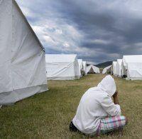 900 Flüchtlinge haben kein Bett