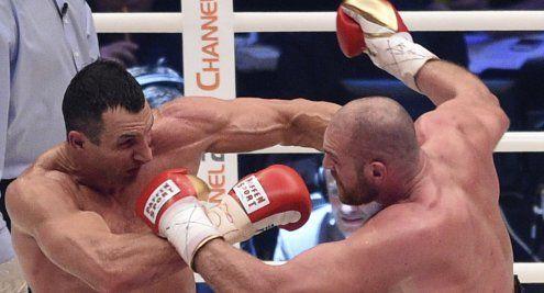 Sensation: Wladimir Klitschko verliert WM-Kampf gegen Fury