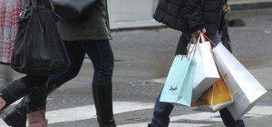 Kein Ansturm auf den Wiener Einkaufsstraßen nach Weihnachten