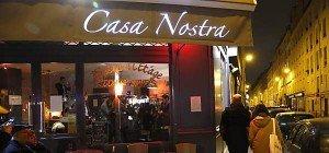 """Pizzeria """"Casa Nostra"""" nach Pariser Anschlägen wieder offen"""