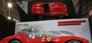 Rekord: Ferrari für 32 Mio. Euro versteigert