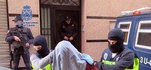 Sieben mutmaßliche Jihadisten in Spanien gefasst