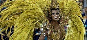 Karneval in Rio erreicht seinen Höhepunkt
