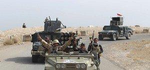Irakische Armee bereitet Rückeroberung von Mossul vom IS vor