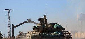 Syrische Armee rückt weiter Richtung türkische Grenze