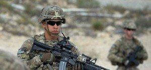 USA schicken Hunderte Soldaten nach Afghanistan