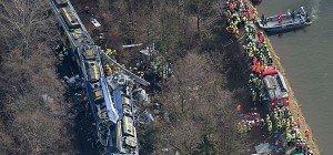 Ursache von Zugsunglück in Bayern mit zehn Toten noch unklar