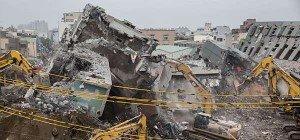 Zahl der Toten nach Erdbeben in Taiwan stieg weiter
