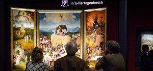 Meisterwerke von Hieronymus Bosch in 's-Hertogenbosch