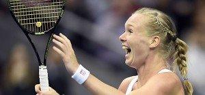 Titelverteidiger Tschechien im Fed Cup nun gegen Schweiz
