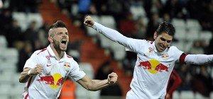2:1-Erfolg Salzburgs bei Garcia-Debüt in der Südstadt