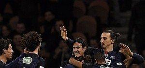 Paris Saint-Germain souverän im Cup-Viertelfinale