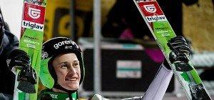 Zehnter Saisonsieg für Prevc in Vikersund, Kraft Sechster