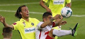 Schlager Salzburg gegen Austria im ÖFB-Cup-Halbfinale