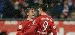 Bayern siegten auch nach Badstuber-Schock in Augsburg 3:1