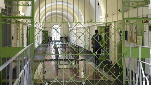 Fünf Häftlinge planten angeblich Geiselnahme und den Ausbruch